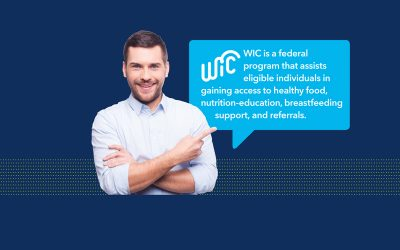 Just Announced! We Now Help with WIC Benefits.