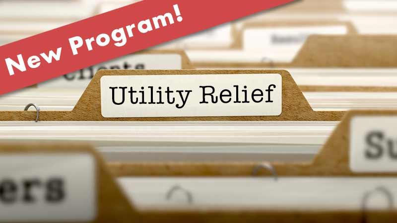 Utility Bill Relief